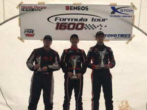 podium race 3