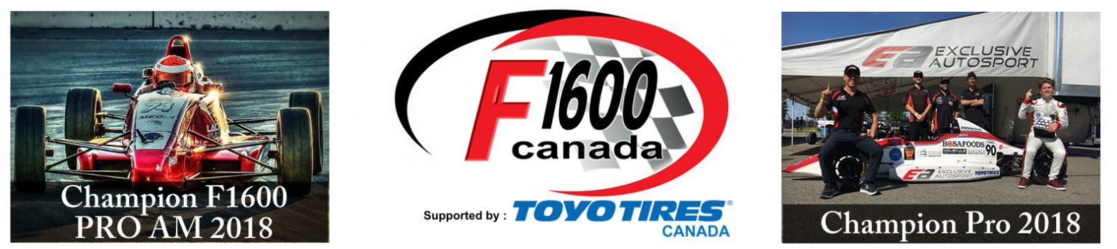 F1600 Canada